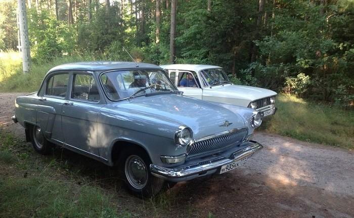 Старые автомобили в России намерены запретить фото 2