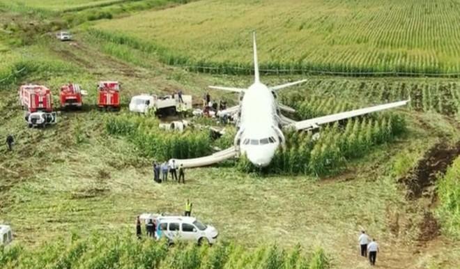 Авиалайнер А321 чудом избежал страшной катастрофы фото 2
