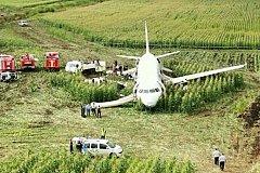 Авиалайнер А321 чудом избежал страшной катастрофы