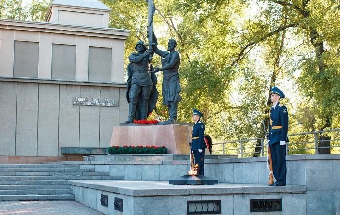 Музей «Мемориал Победы» в Красноярске. Фото: ragnum.ru