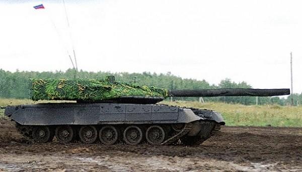 Танк Т-95 «Чёрный орёл»