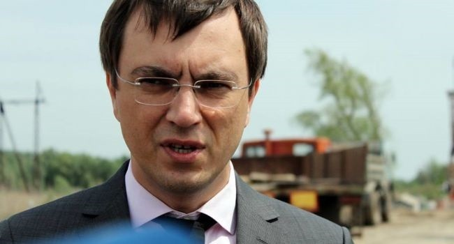 Владимир Омелян. Фото: focus.ua