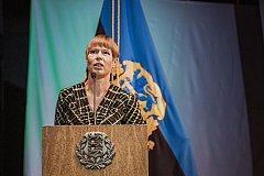 Для президента Эстонии Вторая мировая закончилась 25 лет назад