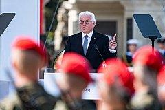 За освобождение от фашизма Германия поблагодарила США