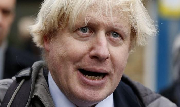 Британский премьер-министр Борис Джонсон. Фото: brodv.ru