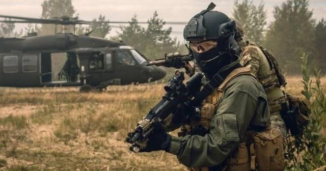 Спецназ США тренируют прямо у границ России фото 2