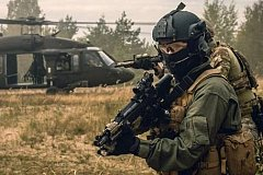 Спецназ США тренируют прямо у границ России