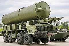 Ракета «Нудоль» - кошмарный сон НАТО