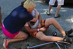 Чиновница сбила ребенка и теперь требует с его родителей 100 тысяч рублей