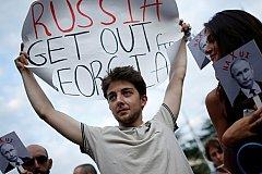 Спад турпотока из России бьёт по бюджету Грузии