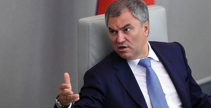 Полупустой зал Госдумы возмутил даже Володина фото 2