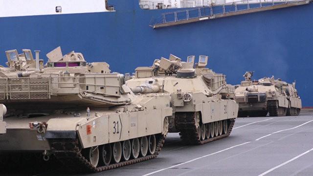 Для чего тысячи американских танков плывут в Европу? Будет война? фото 2