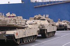 Для чего тысячи американских танков плывут в Европу? Будет война?