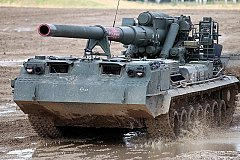 Завершается модернизация миномета «Тюльпан» и пушки «Малка»