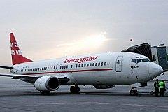Грузинская авиакомпания намерена получить с России компенсацию
