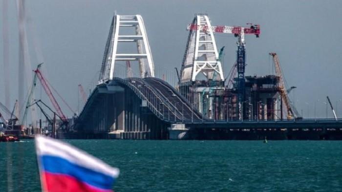 Период строительства Крымского моста