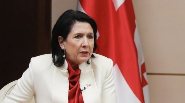 Грузинская президент Зурабишвили ставит ультиматум России фото 2