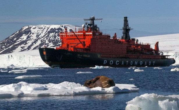 США хотят отнять у России Северный морской путь