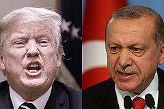 Трамп написал Эрдогану «хамское» письмо с требованиями и угрозами