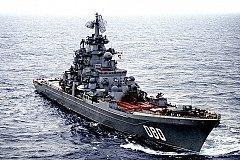«Адмирал Нахимов» - самый опасный военный корабль России
