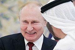 Путин признан самым влиятельным иностранным лидером на Ближнем Востоке