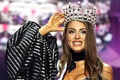 «Мисс Украина» не считает Крым украинским и говорит на русском языке
