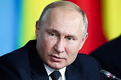 Путин не считает Зеленского украинским националистом