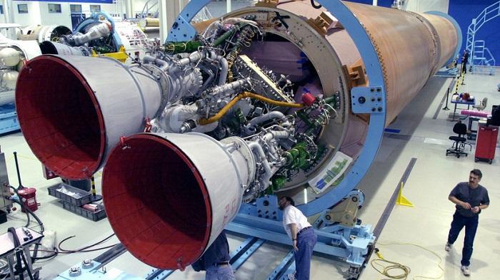 Санкции не помеха. Россия отправила в США ракетные двигатели РД-180