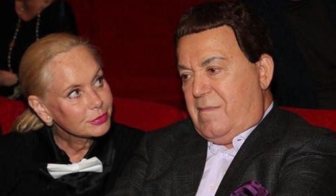 Нелли с супругом Иосифом Кобзоном. Фото: glavred.info