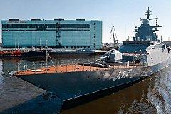 На Северный флот для проведения испытаний отправился корвет «Гремящий»