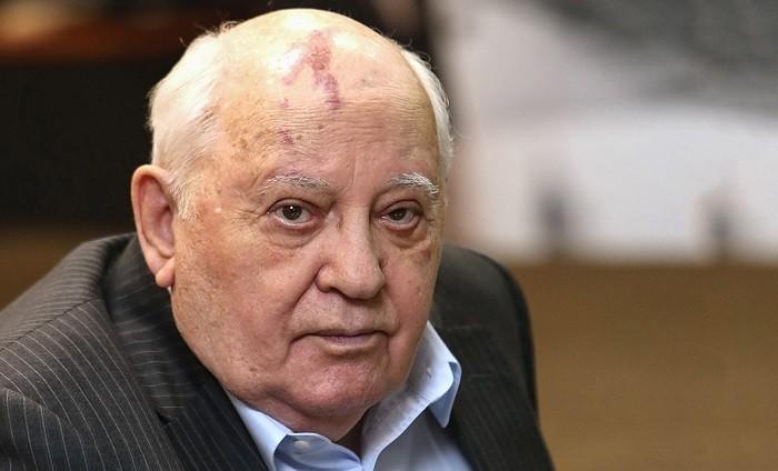 Михаил Горбачев. Фото: msn.com