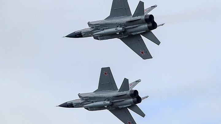 МиГ-31БМ. Фото: MOD Russia/Globallookpress