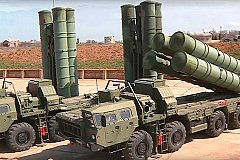 Саудовская Аравия покупает у России ЗРК С-400