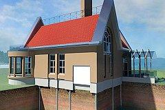 Европейский подход в усилении фундамента здания