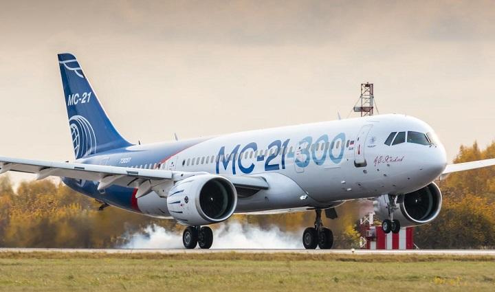 В год ОАК готов выпускать до 120 самолетов МС-21