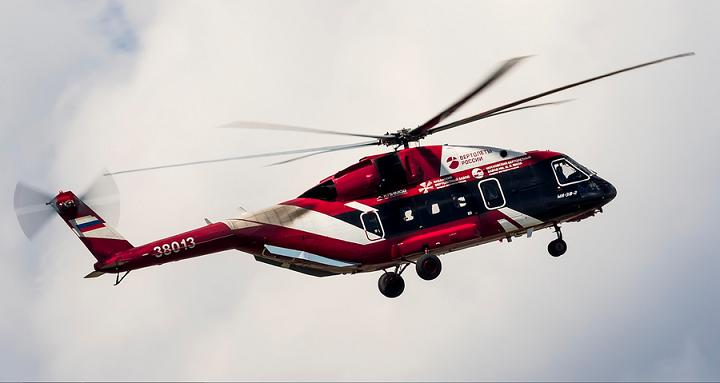 Арабские Эмираты хотят российские вертолеты Ми-38