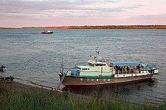 Проект строительства моста через реку Лена одобрен президентом РФ