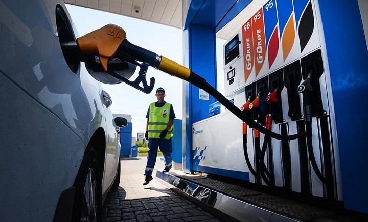 Российские АЗС традиционно недоливают бензин