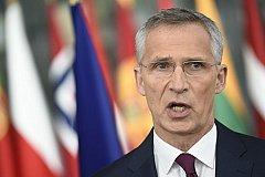 Столтенберг продолжает настраивать страны НАТО против России