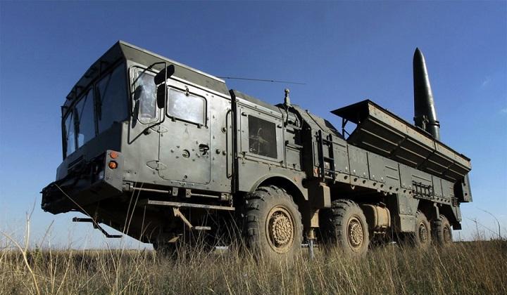 Завершено перевооружение Сухопутных войск РФ на «Искандеры»