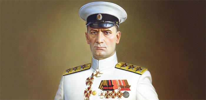 На аукционе в Париже за €3 млн продали архив Колчака