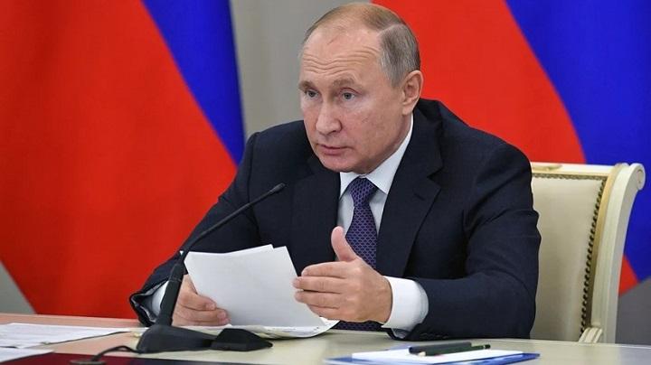 Путин ставит силовикам задачу укрепления боеспособности и увеличения вооружения