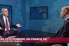 Генсек НАТО продолжает называть Россию главной угрозой