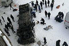 Страшная трагедия в Забайкалье! Автобус с пассажирами слетел с трассы.