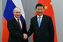 Путин и Си Цзиньпин запустили газопровод «Сила Сибири»