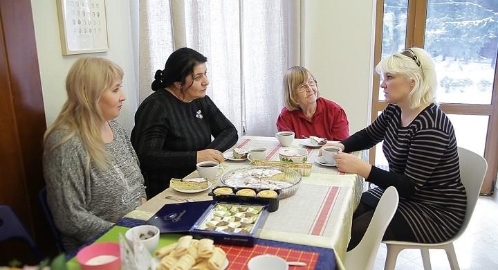 Зумрият Резаханова приехала в «Дом Радужного Детства» снова фото 5