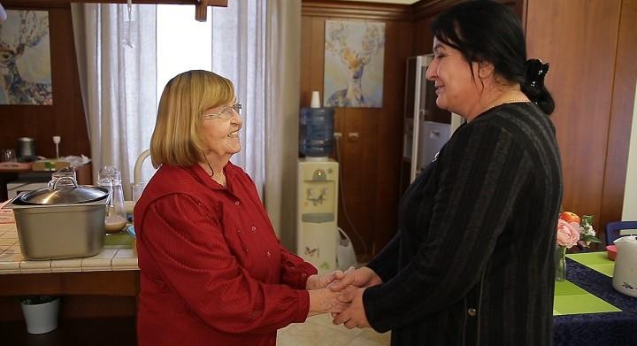 Зумрият Резаханова приехала в «Дом Радужного Детства» снова фото 6