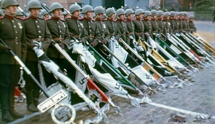 В России разрешили использование нацистской свастики.
