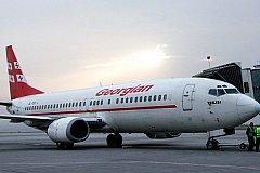 Грузия потеряла $300 млн из-за отмены авиасообщения с Россией