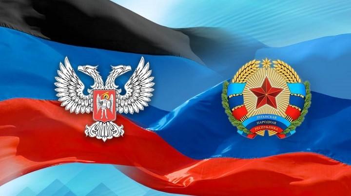 Донбасс хочет быть с Россией фото 2